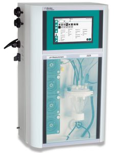 metrohm 1803pf020 Mess und Analysentechnik ph analyzer