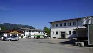 Das Arla-Werk in Sonthofen soll an die Allgäuer Hof-Milch gehen. (Bild: Arla Foods)