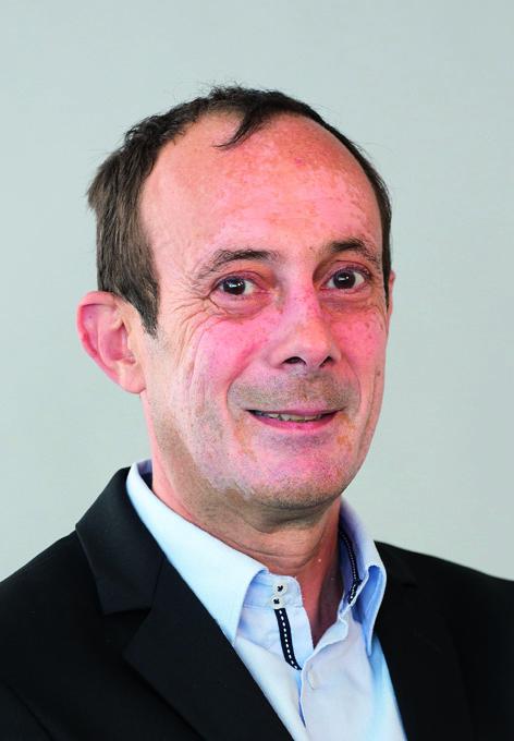 Christophe Devins, Gründer und CEO, Adents