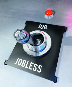 switch job or jobless