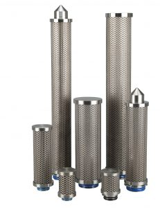 Donaldson 1804pf071_Sterilfilter Filterelemente AGE AGD Achema2018