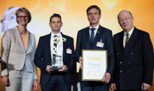 Hermes Award 2018 Endress+Hauser