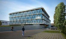Fresenius Medical Care errichtet in Schweinfurt ein Technoklogiezentrum zur Entwicklung von Dialysegeräten. (Bild: Fresenius Medical Care)
