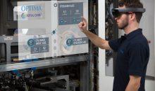 Digitale Technologien sind ein wichtiger Bestandteil des Dienstleistungsportfolios von Optima Packaging. (Bild: Optima)