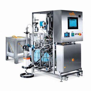 1 Durch das EcoPrime-Chromatographiesystem lassen sich Prozesse mit hoher Präzision reproduzieren