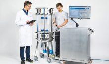 Die kLa-Messung ermöglicht die umfassende  Charakterisierung des Bioreaktors sowie die genaue Bestimmung der Prozessparameter. (Bild: Zeta)