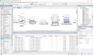 INOSIM 1804pf087_Inosim12 Verfahrenstechnisches_Anlagenmodell_mit_Stueckgutelementen