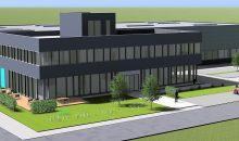 Maier Packaging will Anfang 2019 in ein neues, 3.000 Quadratmeter großes Gebäude umziehen. Bild: Optima Packaging