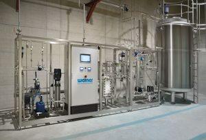 Wilhelm Werner 1804pf094_Wasseraufbereitungsanlagen WFI kalt Achema2018 AGD