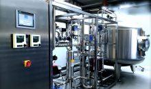 wilhelm werner 1804pf085_Bild_No_03_PWSystem_small Achema2018 AGD Reinstwasser Pharmawasser modulares System