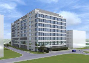 So soll Boehringer Ingelheims neues Entwicklungszentrum für biopharmazeutische Medikamente in Biberach ab Ende 2020 aussehen. (Bild: Boehringer Ingelheim)