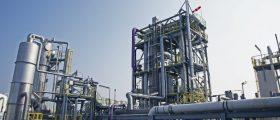 Am Standort Frankfurt erweitert Akzonobel Specialty Chemicals erneut seine Kapazität für Chlormethan. (Bild: Akzonobel)