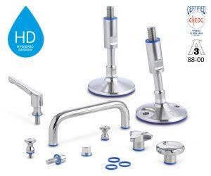 ganter 1807pf003_Achema High Reinigungstechnik Hygienic Design