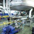 Das vierstufige Reinigungsverfahren ermöglicht es, Rohrleitungen vergleichsweise einfach und effizient zu reinigen. Im Bild: Einbindung des Whirlwind-Systems am Behälter. Bilder: Ruland Engineering & Consulting