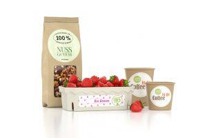 Die Etiketten kommen auf Verpackungen für verschiedenste Lebensmittel zum Einsatz. (Bild: Etiket Schiller)