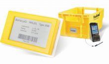 Platz 7: Die Smart Label von Faubel vereinen die Funktionalität von Etiketten mit RFID- und E-Paper-Technologie. Damit eignen sie sich besonders als Funktionsetiketten für die pharmazeutische Industrie und logistische Prozesse. (Bild: Faubel)