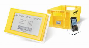 FAUBEL 1807pf024_Fachpack Smart Label RFID Etiketten mit E Paper Display