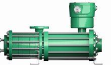 Die Spaltrohrmotorpumpe bietet im Vergleich zu konventionellen Pumpen und auch zu magnetgekuppelten Pumpen zwei Sicherheitshüllen. (Bild: Hermetic-Pumpen)