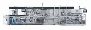 Romaco 1808pf001_Unity 500 Verpackungsmaschine Achema2018 AchemaHigh