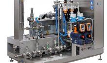 In Europa und zunehmend auch in Asien geht der Trend, zumindest bei größeren Anlagen, in Richtung automatisierte Reinigung und vollautomatische CIP-Anlagen wie unsere Superclean-Baureihen.