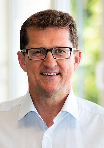 Peter Krause,  Geschäftsführer, Wolftechni