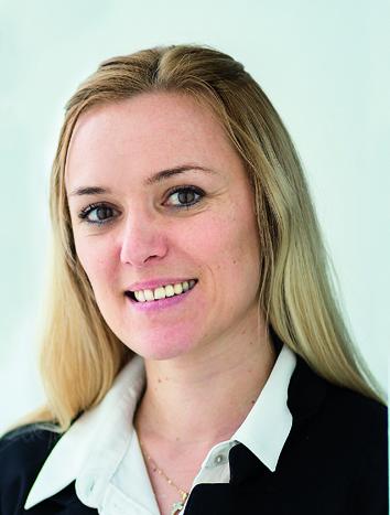 Nicole Zangl ist  Produktmanagerin Mixing Technology bei Zeta