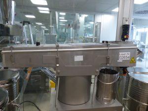 Fuchs 1809pf002 Pharma Anwendungen CH Special Siftomat Sortiermaschine