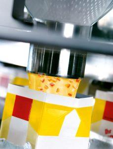 SIG geht davon aus, mit seinen aseptische Verpackungen von strukturellen Wachstumstrends in der Lebensmittel- und Getränkeindustrie zu profitieren. (Bild: SIG)
