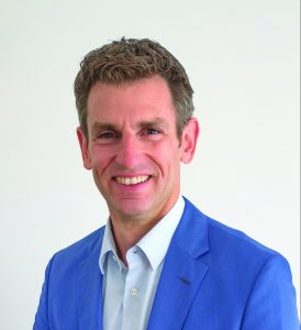 Clemens Berger ist seit 1. Oktober 2018 Produktbereichsleiter Food bei Bosch Packaging. (Bild: Bosch)