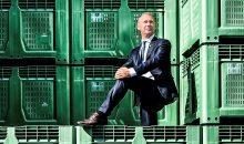 Ludo Gielen ist neuer CEO bei Schoeller Allibert. (Bild: Debby Termonia)