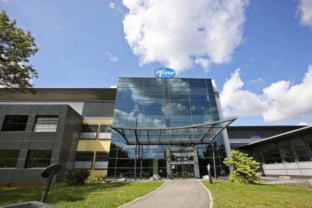 In den Standort Freiburg investiert Pfizer insgesamt 190 Mio. Euro. (Bild: Pfizer)