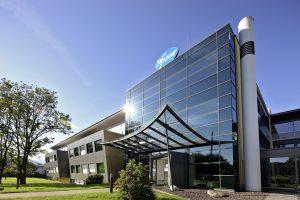 Die neue Produktionsanlage ensteht am bestehenden Standort ind Freiburg. (Bild: Pfizer)