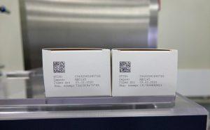 WIPOTEC Serialisierung von Sekundärverpackungen mit TQS-Lösungen
