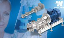 Die Pumpenfabrik Wangen ergänzt ihr Portfolio um die MX-Baureihe von Knoll. Bild: Pumpenfabrik Wangen