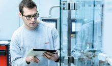 In der gesamten Produktion eröffnen Industrie 4.0-Lösungen neue Potenziale in Sachen Transparenz, Qualität, Sicherheit und Effizienz. (Bild: Bosch)
