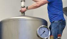 Eine sterile Be- und Entlüftung von Lagertanks ist in der Pharma-, Lebensmittel- und Kosmetikproduktion unerlässlich. (Bild: Wolftechnik)