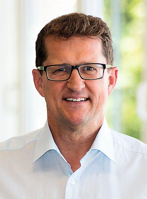 Peter Krause ist  Geschäftsführer  von Wolftechnik
