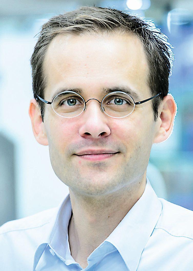 Dr. Christian Hanisch ist Projektleiter Industrie 4.0 Pharma bei Bosch Packaging Technology