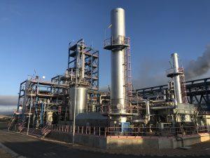 Technip hat für Adisseo erweiterte Produktionskapazitäten für flüssiges Methionin am Standort Burgos, Spanien, fertiggestellt. (Bild: Technip)