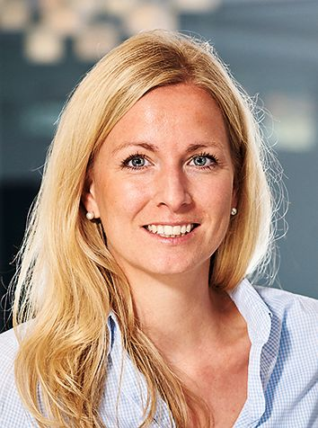 Miriam Krechlok ist Head of Marketing bei Mettler-Toledo Produktinspektion Deutschland