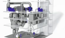 Die Produktsionsanlage ist zur Produktentwicklung und Prozessoptimierung auf möglichst hohe Flexibilität ausgelegt. (Bild: Ammag)