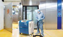 Bei der Dekontamination von Reinraum-Umgebungen mit  Wasserstoffperoxid gibt es  unterschiedliche Ansätze. (Bild: Ortner Reinraumtechnik)