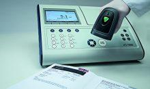 Die geeignete Analysenmethode lässt sich mit einem Barcode-Scanner anwählen. (Bild: Tintometer)
