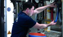 Die neuen GEA Service Kits machen die Wartung planbarer und erhöhen damit die Leistungsfähigkeit und Verfügbarkeit der Produktionsanlage. (Bild: GEA)