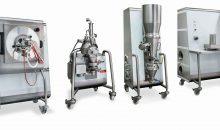 Mit dem Multilab lassen sich Feststoffprozesse zur Arzneimittelproduktion modular aufbauen und damit Entwicklungszeiten deutlich verkürzen. (Bild: Glatt)