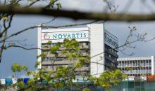 Novartis-Hauptsitz in Basel. (Bild: Novartis)