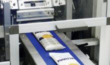 Mit der Verpackungsmaschine mit Single-Controller lässt sich die Produktion schnell umstellen, sodass das Verpacken von Pasta mit unterschiedlichen Längen möglich ist. (Bild: Martini)