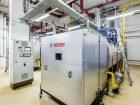 Modulare Systemkomponenten ergänzen die bestehende Dampfkesselanlage.
