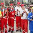 Vor 25 Jahren hat Coca Cola die 1-Liter-Glas-Mehrwegflasche durch die PET-Flaschen ersetzt. Jetzt gibt es ein Comeback – im Werk Deizisau bei Stuttgart werden wieder 1-Liter- Glasflaschen befüllt. (Bild: Coca Cola)