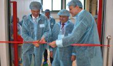 Symrise hat in Russland eine Produktionslinie für flüssige geschmackstoffe gestartet. (Bild. Symrise)